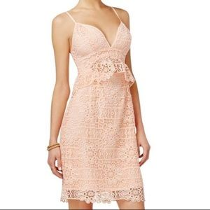 98f22cfcafb Guess Dresses - NWT Guess Solstice Lace Bodycon Dress